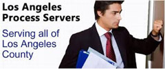 process servers in los angeles, california